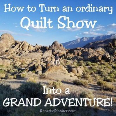 Quitl Show Adventure