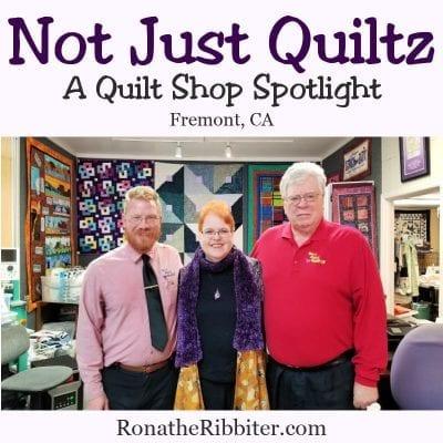 Not just quiltz CA