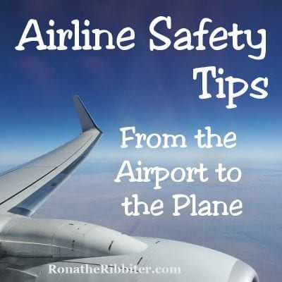 Airline safety tips