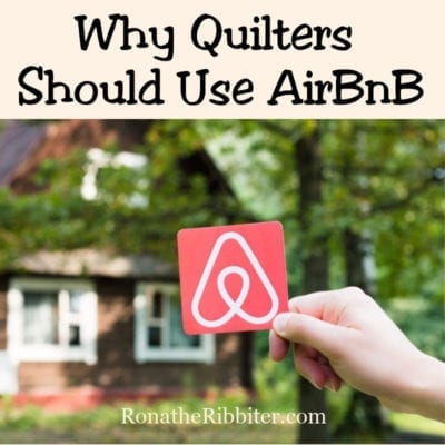 Why stay with AirBnB