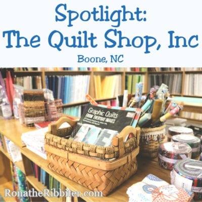 the Quilt Shop Inc