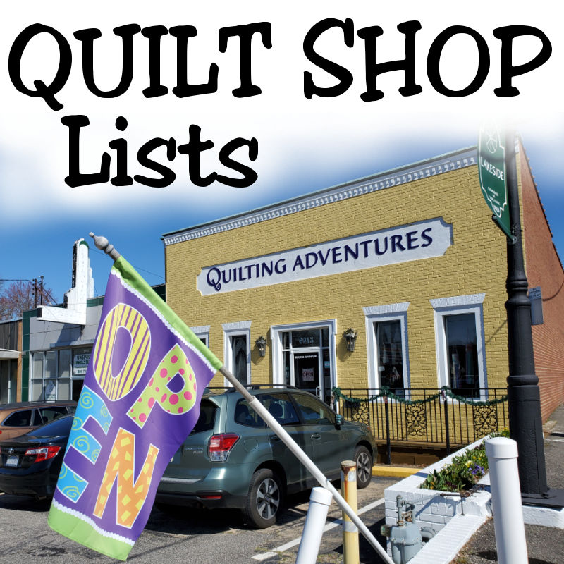 quilt shops in us