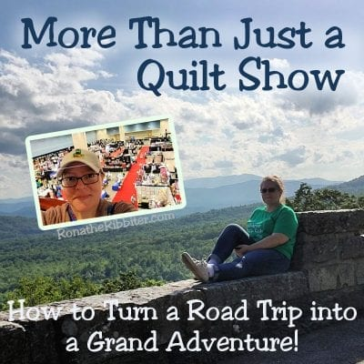 more than quilt show