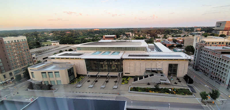 Raleigh Convention Center | OSQE